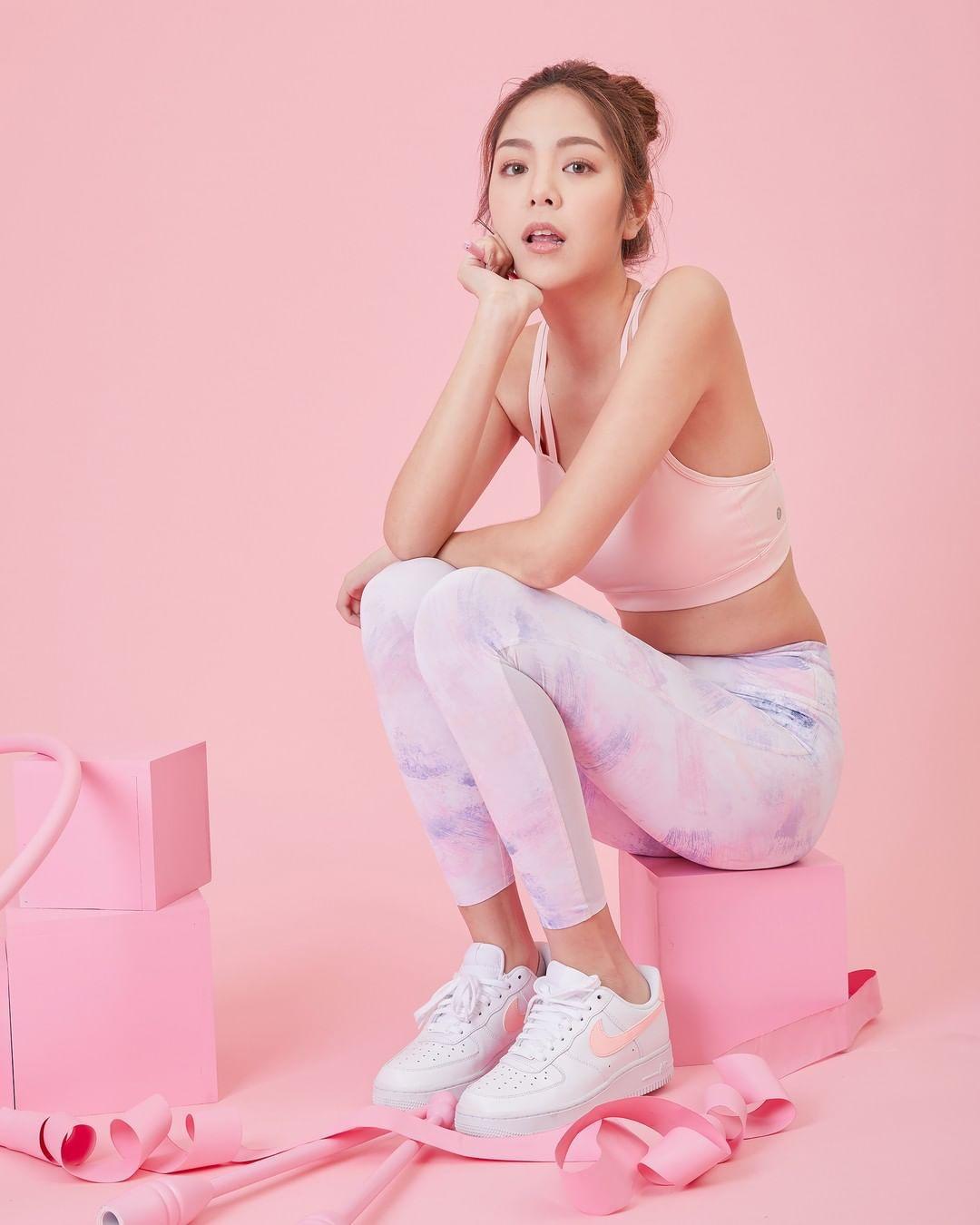 运动甜心请尖叫!Wakingbee推出梦幻棉花糖色运动内衣 每个颜色都让人好想收藏呀