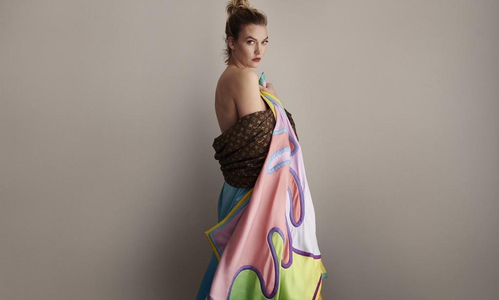 LV放大招!携手 Alex Israel联名推出织品系列时尚单品